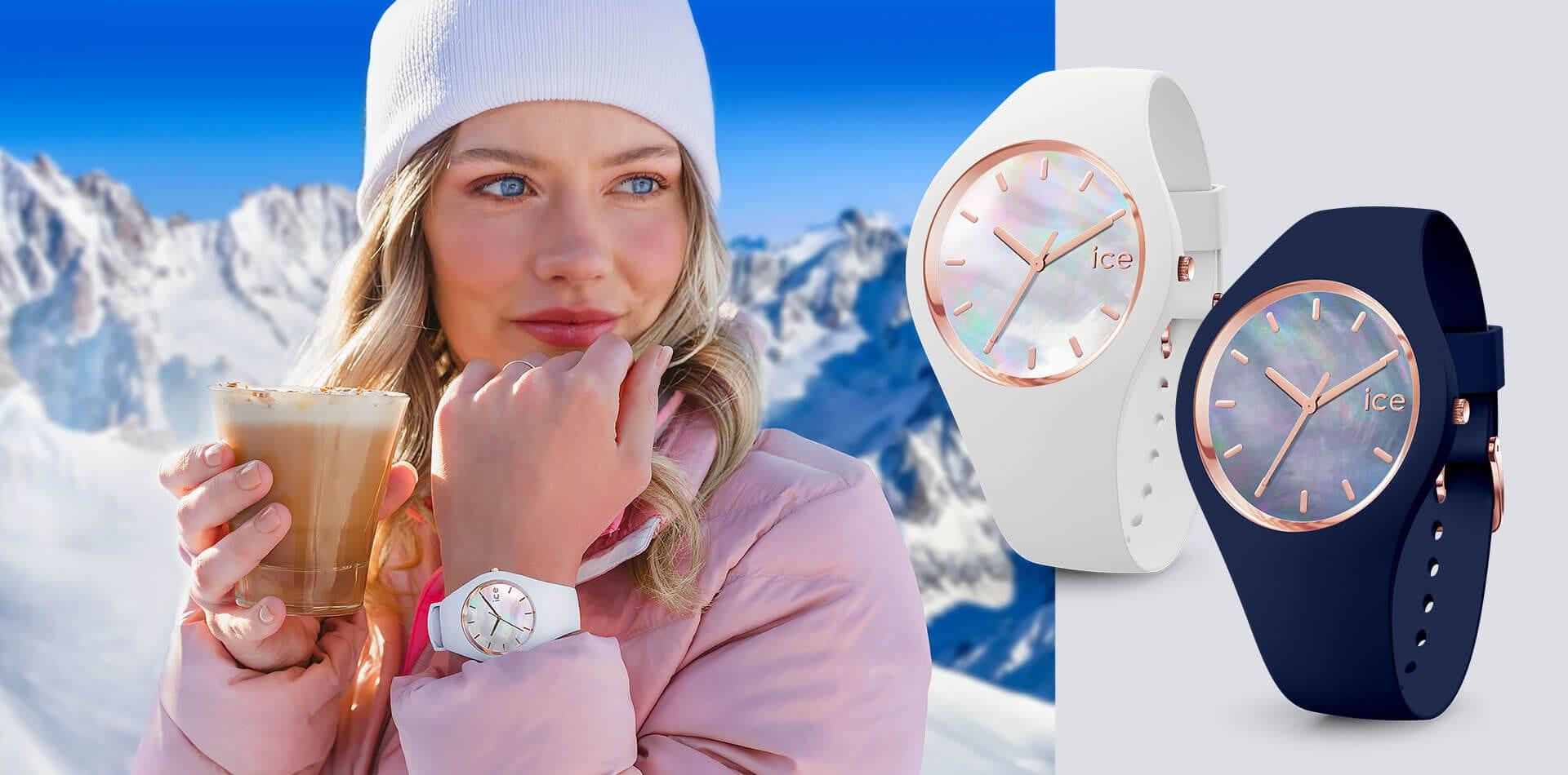 Schneider Schmuck - Agentur, Distribution & Großhandel für Uhren & Schmuck in Österreich - Ice Watch